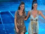 Sanremo 2011: serata Canalis Vivienne Westwood, Rodriguez Fausto Puglisi.
