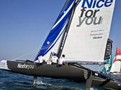 Vela: Oman Extreme Sailing Series Niceforyou Team debutto ufficiale