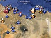 Libia: Google mappa dinamica della protesta