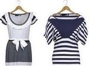 T-shirt abbigliamento trendy!