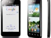 smartphone sottile, Optimus Black