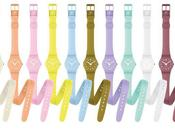 Swatch Lady Colour Code Collection