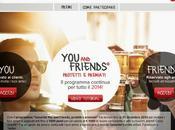 Guadagna punti premi l'assicurazione online Genertel Friends