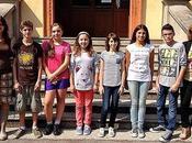 studenti della scuola media Zani Quirinale