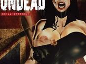 Punk Undead l'unione rock fumetto