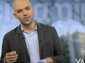 """Roberto Saviano: solo criminalità, Governo deve spostarsi"""""""
