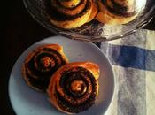Chocolate hazelnuts Rolls