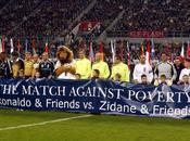UEFA, Invito organizzare Partita contro Povertà