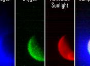 MAVEN prima foto dell'atmosfera Marte