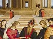 Sposalizio della vergine, Raffaello's work dipinto Raffaello), Italian