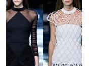 Parigi Fashion Week 2015 best Vionnet, Balenciaga, Balmain, Lanvin, Rochas