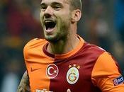 Galatasaray: pronto rinnovo Sneijder
