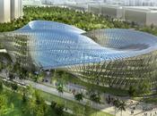 Swallow's nest Vincent Callebaut: nastro Möbius ispira l'architettura