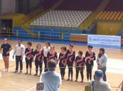 PAVIA. Para Sport Exhibition: ginnastica ritmica artistica atleti disabili. 2015 Mortara Campionato Mondo.