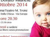 Serata in-formativa Primo Soccorso Pediatrico Donato