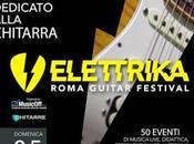 Elettrika Roma Guitar Festival, domenica ottobre 2014.
