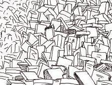 """viaggio intorno """"Tema Libro"""" artista delle copertine: succede Milano"""