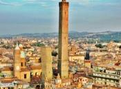 Bologna, torri portici