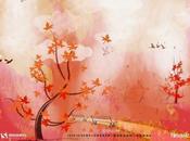 wallpaper calendario Ottobre 2014