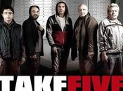 Take Five, gangster movie made Naples cinema