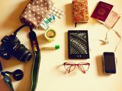 #NonPartoSenza cosa mancare nella valigia