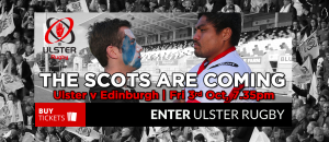 Edinburgh, torna capitan Coman difficile sfida Belfast