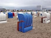 Warnemünde: spiaggia Baltico