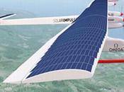 Partirà Dhabi giro mondo Solar Impulse, l'aereo energia solare