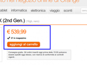 Motorola Moto 2014 disponibile Orange