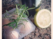 cucina cosmetici Impacco ristrutturante naturale #capelli secchi sfibrati