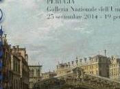 """poesia paesaggio Canaletto"""" nella Galleria Nazionale dell'Umbria: sino gennaio 2015, Perugia"""