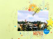 Sfida scrapbookingINitalia#10: Piemonte