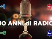 canali RadioRai festeggiano anni della radiofonia italiana