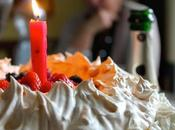 Torta meringa frutti rossi Berlucchi festeggiare!