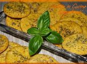 Crackers allo Zafferano semi papavero sesamo