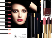 Autunno inverno 2014•15: chanel makeup