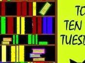 """tuesday: 10(attualmente personaggi """"trainanti"""" romanzo"""