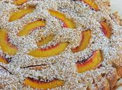 Torta alle pesche Peaches cake recipe