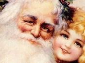 Schemi punto croce: Cartolina Natale Babbo