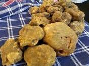 Parte mostra mercato tartufo patata bianca pietralunga