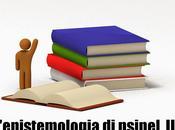 """Epistemologia """"Domande risposte...per crescita personale"""""""