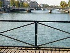 Pont arts: peso dell'amore