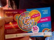 Cous-Cous festival!