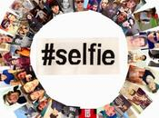 first, take selfie