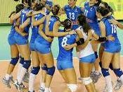 Mondiale Volley, ragazze azzurre conquistano platea