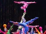 luci, colori suoni: anni Cirque Soleil