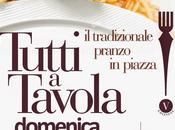 Succhivo: Domenica Ottobre edizione TUTTI TAVOLA. Pranzo Servito