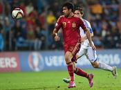 Lussemburgo-Spagna 0-4, sblocca Costa Bosque sorride