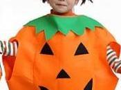 Vestito zucca Halloween