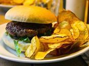 Pausa pranzo Polpa Burger, trattoria degli hamburger